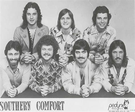 Southern Comfort Band by Robert F Sparre
