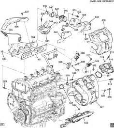 engine diagram for a 2011 gmc terrain autos post