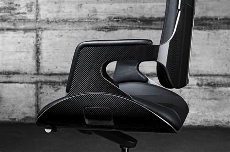 race inspired carbon fiber table chair are the supercars