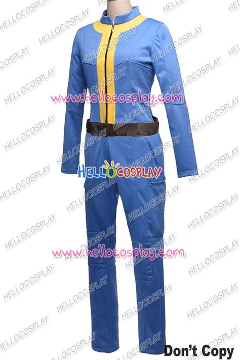 fallout 4 far harbor vault boy 111 cosplay costume female fallout 4 far harbor vault boy 111 cosplay costume female