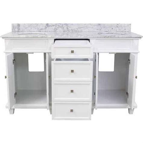 jeffrey alexander bathroom vanities jeffrey alexander douglas painted white double base