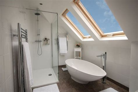 loft conversion bathroom ideas gorgeous side dormer loft conversion bathroom from absolutelofts bathroom ideas