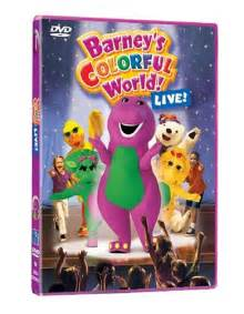 barney colorful world colorful season 1 episode 2 colorful tvguide