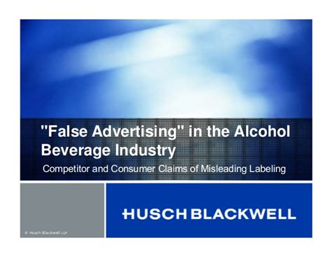 8 Advertising Tricks Of The Industry by False Advertising In The Beverage Industry