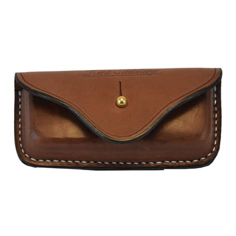 Leatherman Leather Pouch pouch for leatherman tool solid leather with top flap kent saddlery