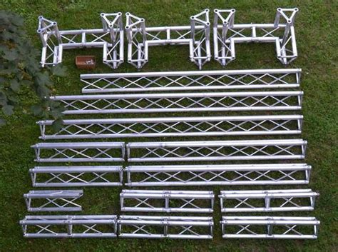 3 Punkt Beleuchtung by Litec B 252 Hnenaufbau Messestand 3 Punkt Traverse Pro Meter