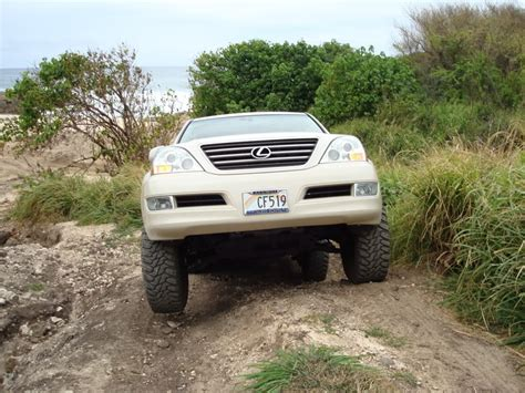 lifted lexus a 4wheeling in a lifted gx clublexus lexus