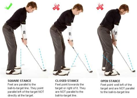 Beginners Tips For The Proper Golf Setup The Proper Stance