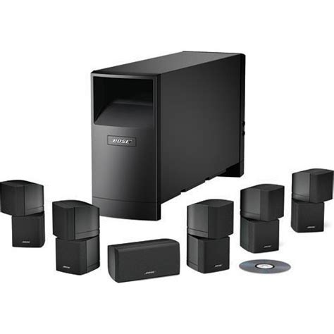 Home Theater Bose bose demo acoustimass 16 complete 7 home theater 40366 b h