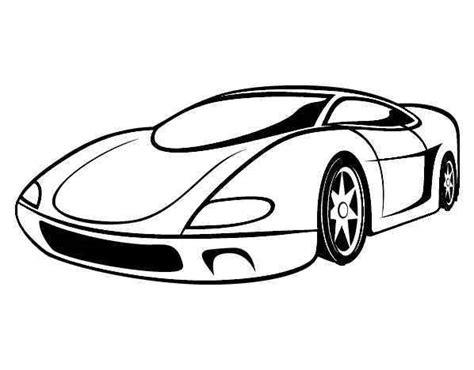 imagenes blanco y negro de autos dise 241 os infantiles de dibujos de coches para imprimir