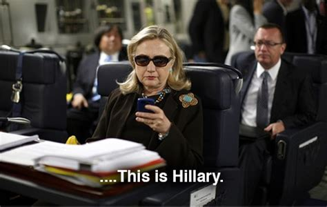 Hillary Clinton Texting Meme - texts from hillary know your meme