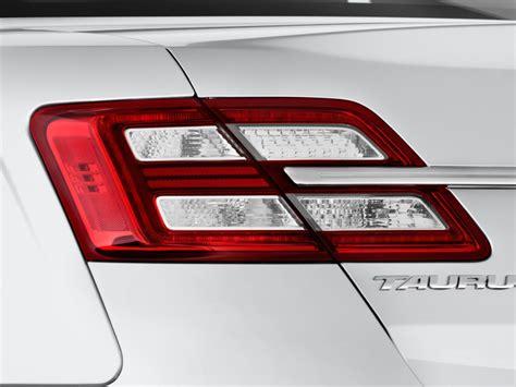 ford taurus brake light 2014 ford taurus 4 door sedan limited fwd tail light