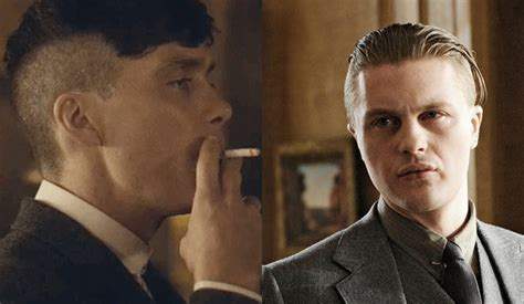 why the peaky plinders have those haircuts peaky blinders netflix pinterest peaky blinders