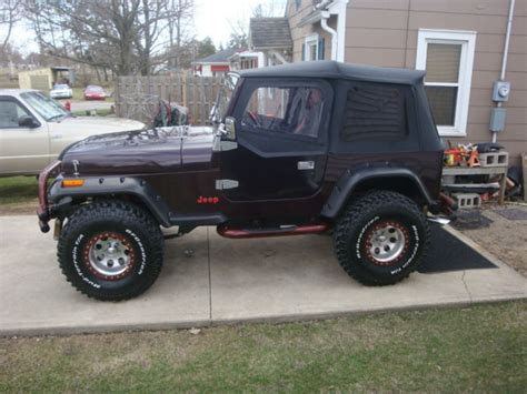 jeep wrangler 8 speed 1994 jeep wrangler yj 355 sbc v8 5 speed classic