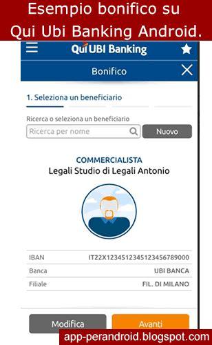 Ubi Banca Qui by App Per Android Qui Ubi Banking App Banca