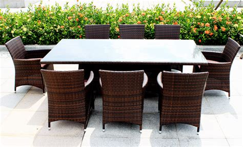 outdoor dining room furniture choosing the best outdoor dining table for your patio