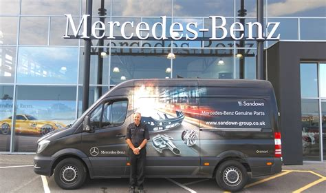 Mercedes Dealership Parts by Maxoptra Helps Mercedes Dealership Make Parts