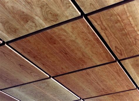 Wood Drop Ceiling Tiles by New World Wood Ceiling Tile And Wall Panels Image Gallery