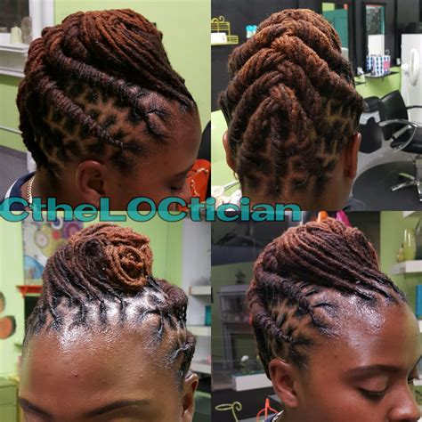 Wedding Hairstyles For Locs by Wedding Locs Locs Locs With Color Ombre Wedding Hair