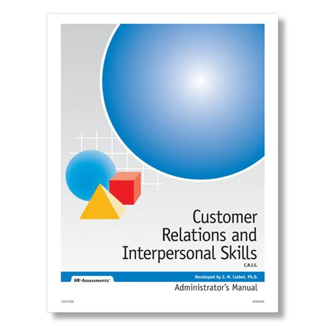 interpersonal skills test