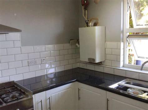 White Metro Tiles Kitchen - metro kitchen tiles google search cool kitchens retro style tiles pinterest kitchen