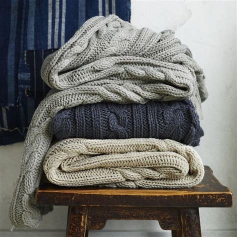 west elm cable rug braided cable throw traditional throws by west elm