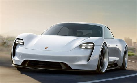 porsche electric supercar porsche is developing an electric supercar platform