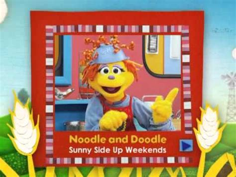 noodle and doodle noodle and doodle tune in