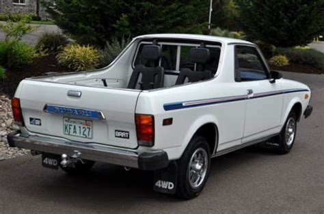 subaru with truck bed 1000 images about subaru brat on pinterest