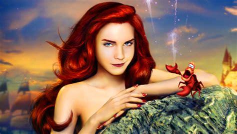 film the little mermaid con emma watson streaming novedades disney el live action disney de la sirenita