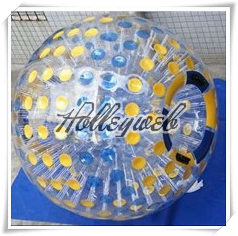 The Web Across The Water tpu pvc colorful nuclear globe zorb nuclear globe and