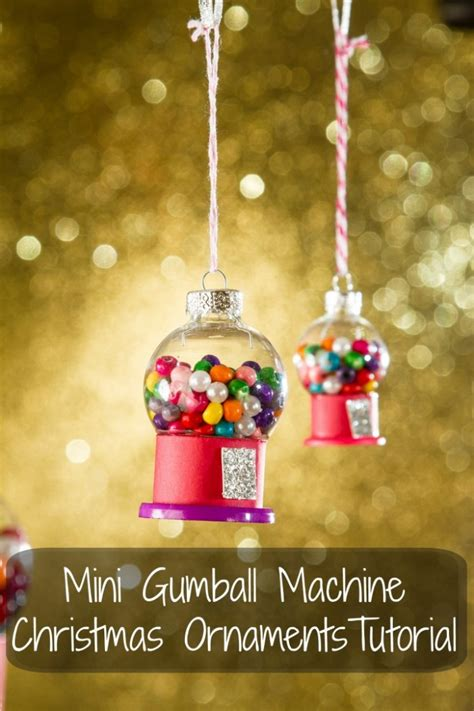home made christmas decorations 25 diy christmas ornaments