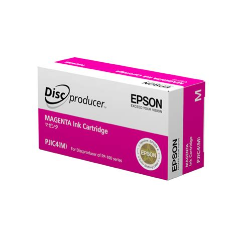 Epson Ink 1311 M Magenta epson magenta ink cartridge for epson discproducer pjic4 m