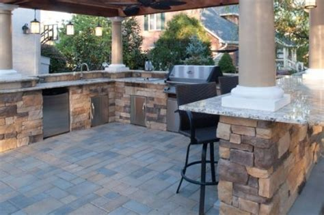 How To Build A Kitchen Bar reading rock outdoor kitchen bar amp grill kuert