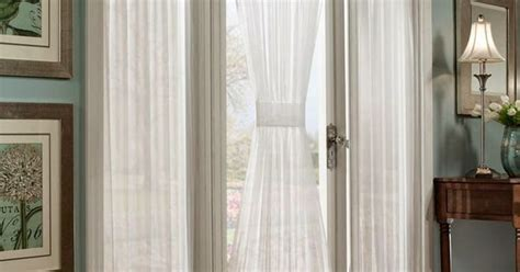 french door curtains bed bath and beyond curtain ideas curtains for french doors bed bath and