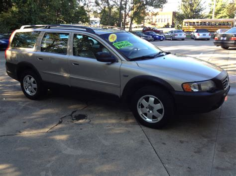 2001 volvo xc 70 used 2001 volvo xc70 for sale carsforsale