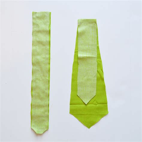 pattern make a tie a free pattern and tutorial for how to sew a baby necktie