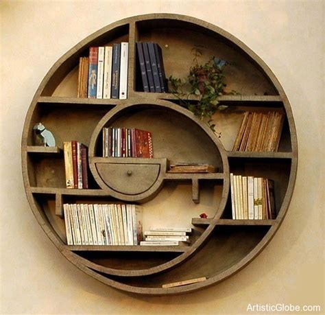 libreria a spirale ikea floating shelves inspiration
