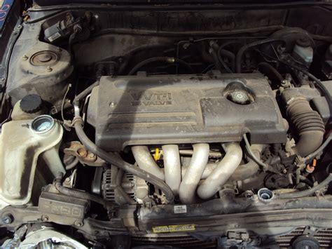 2000 Toyota Corolla Engine 2000 Toyota Corolla 1 8l Engine Automatic Transmission