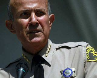 l for lee in jail sheriff lee baca faces commission over jail abuse
