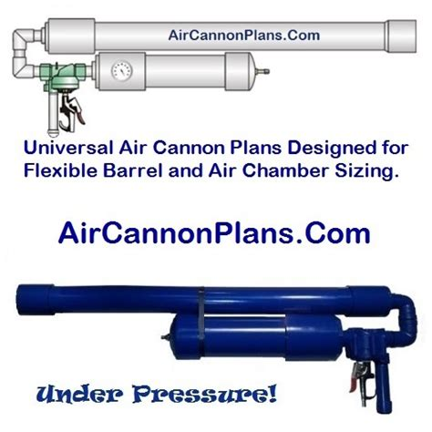 Inexpensive House Plans To Build by Uv Universal Air Cannon Plans