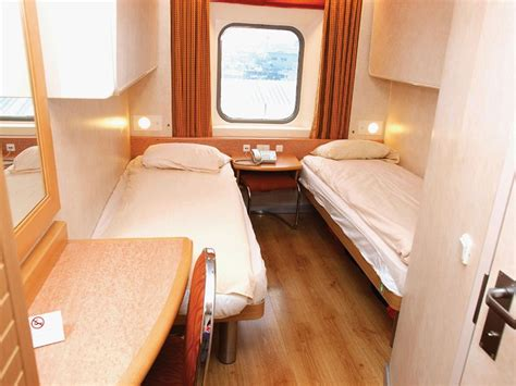 What Is A 2 Berth Cabin by Cabin Accommodation Onboard Our Ferries Ferries