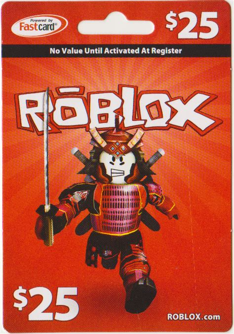Roblox Gift Card - how to get free roblox cards