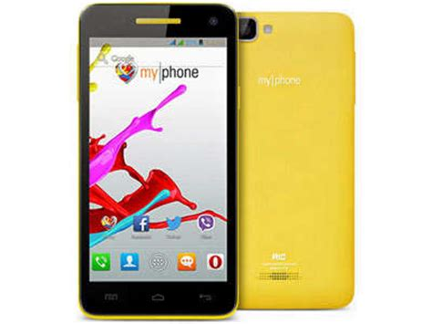 mobile from my phone myphone agua price in the philippines and specs