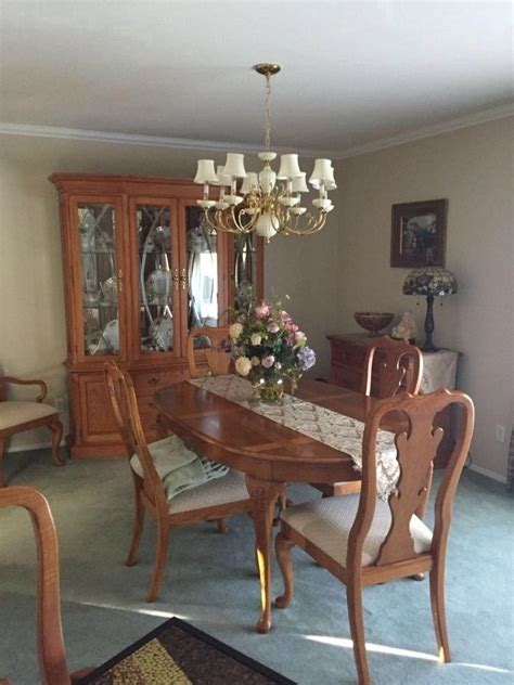 thomasville dining room set marceladick com