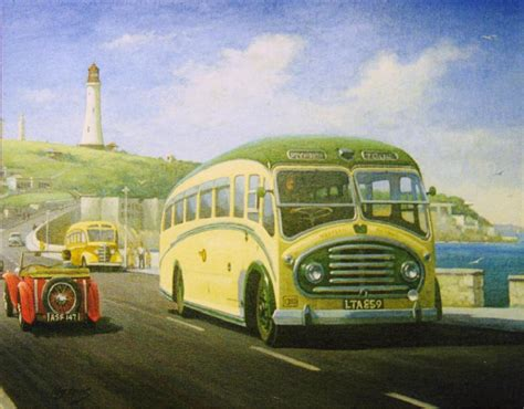 painting plymouth bristol l on plymouth hoe painting by mike jeffries