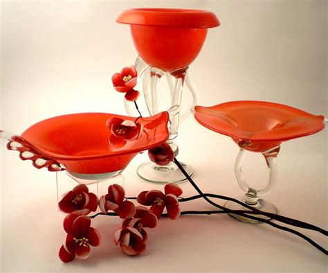 Decorative Glass Bowls And Vases by Decorative Glass Vases And Bowls Home Design Ideas