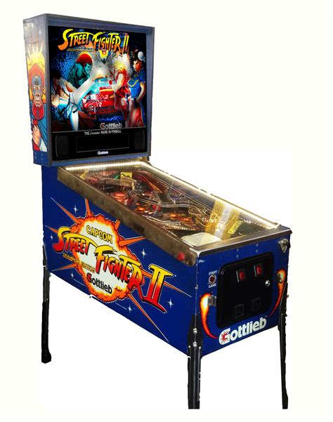 fighter ii pinball machine liberty