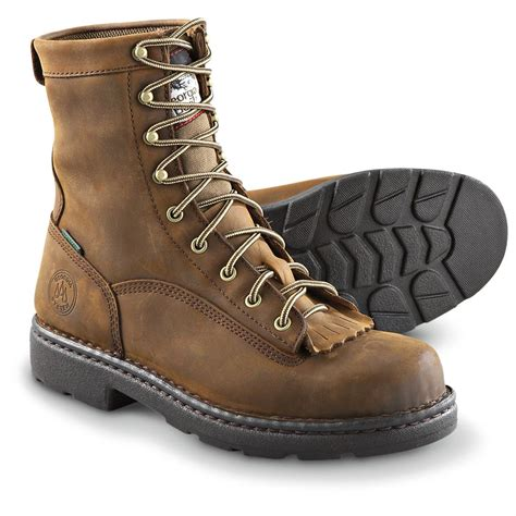 Light Waterproof Boots by S 8 Quot Waterproof Boot 174 Eagle Light Workboots