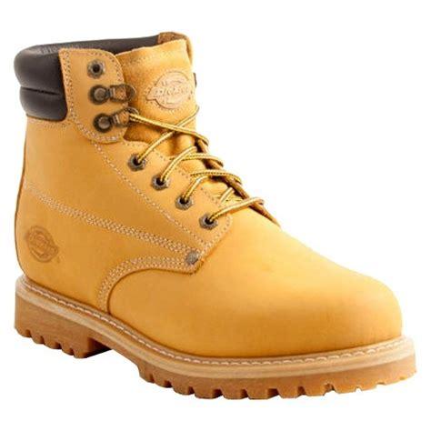 target mens boots dickies 174 s leather steel toe work boo target